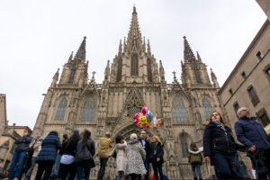 Katedra w Barcelonie, Bari Gothic