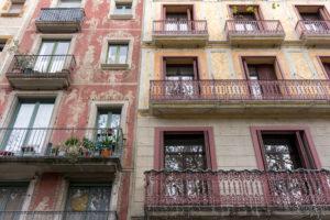 Kamienice Barcelony