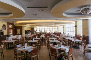 Restauracja hotelowa przy SPA w Mielnie - Unitral