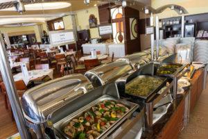 Obiad w SPA Unitral - restauracja na wysokim poziomie