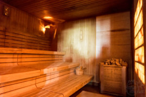Sauna fińska - SPA Unitral - świat saun i łaźni