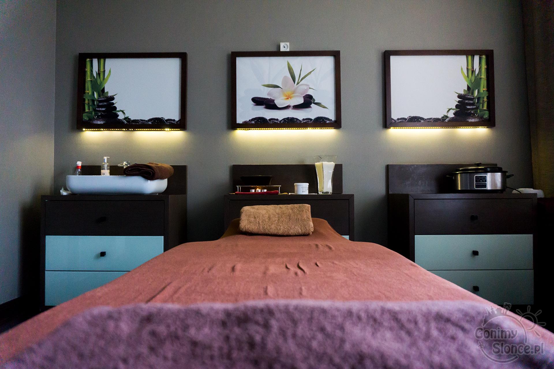 Gabinety masażu w SPA - Mielno Unitral