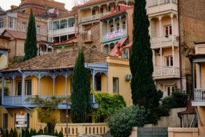 Tbilisi TOP 10 miejsc które warto zobaczyć | Old Tbilisi