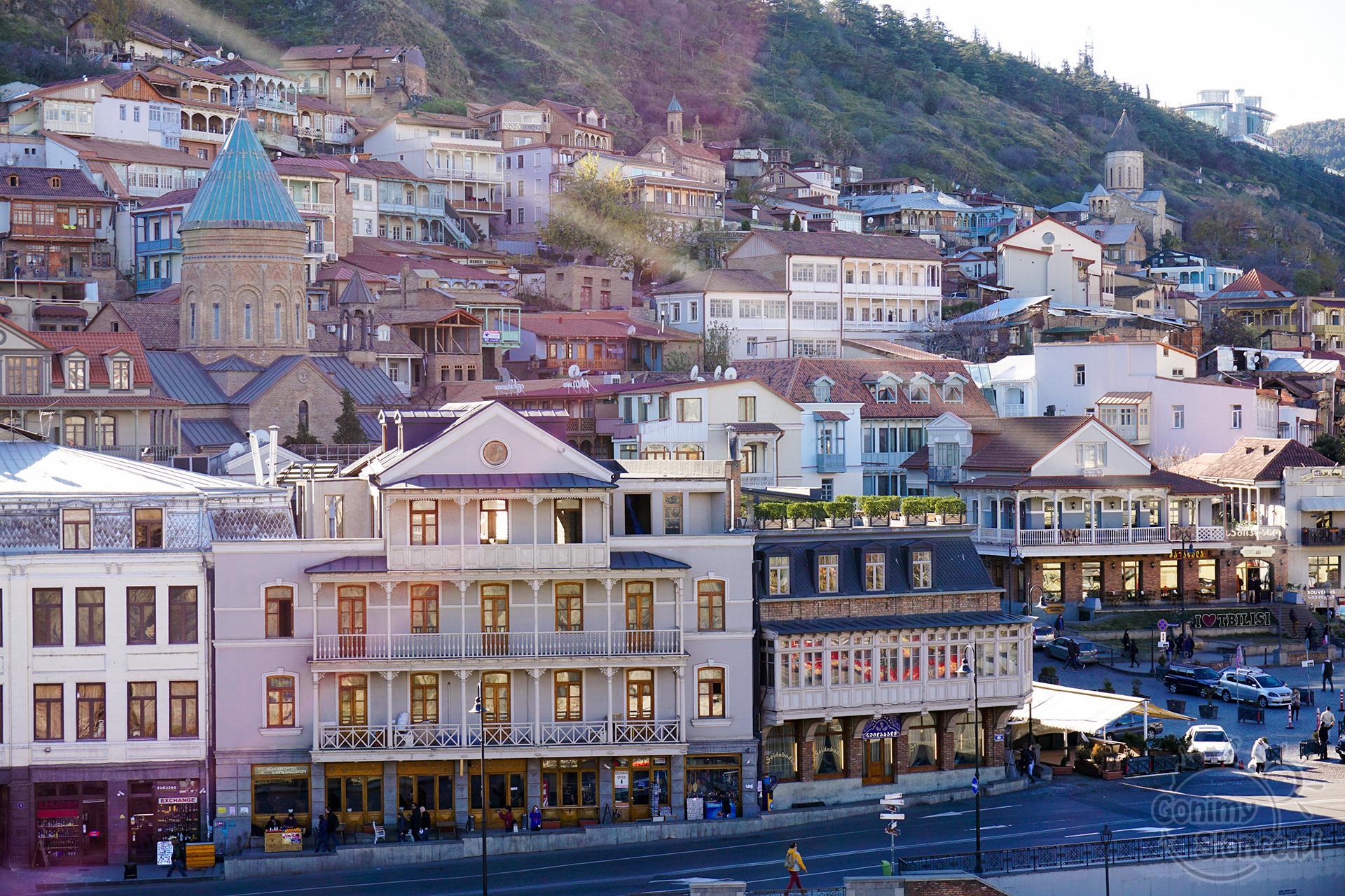 Tbilisi TOP 10 miejsc które warto zobaczyć | Stare Miasto  - Old Tbilisi