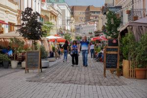 Tbilisi TOP 10 miejsc które warto zobaczyć | Agmashenebeli Avenue