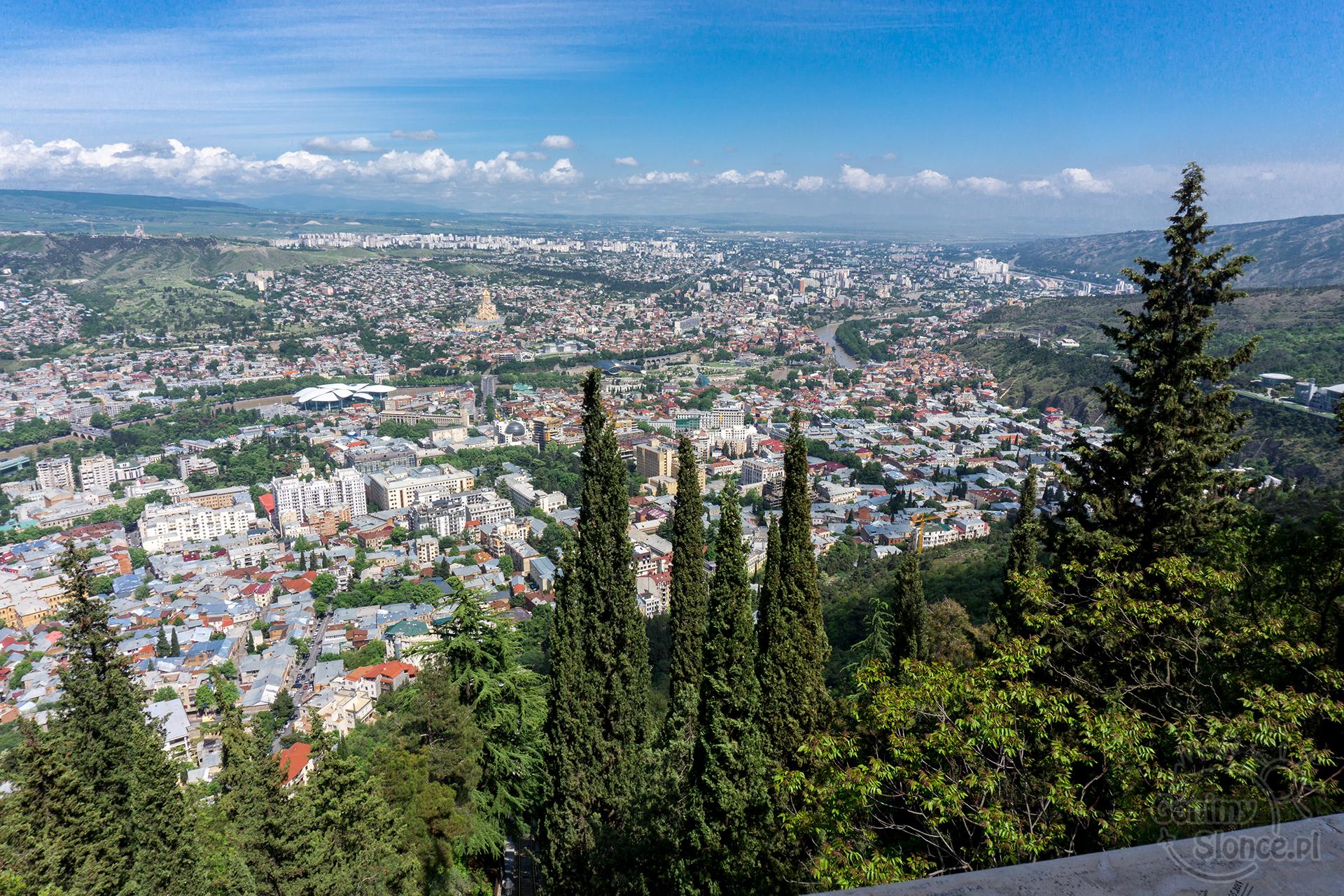 Tbilisi TOP 10 miejsc które warto zobaczyć | Mtatsminda Park