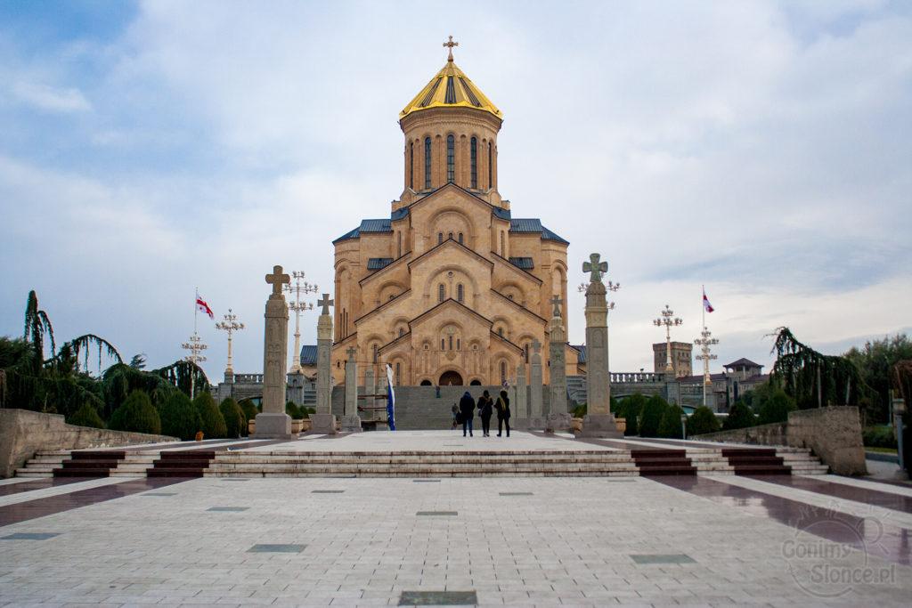 Tbilisi TOP 10 miejsc które warto zobaczyć | Sobór Trójcy Świętej Tbillisi