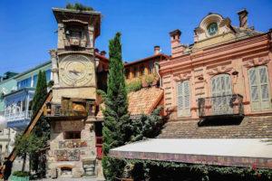 Tbilisi TOP 10 miejsc które warto zobaczyć | Teatr marionetek Rezo Gabriadze