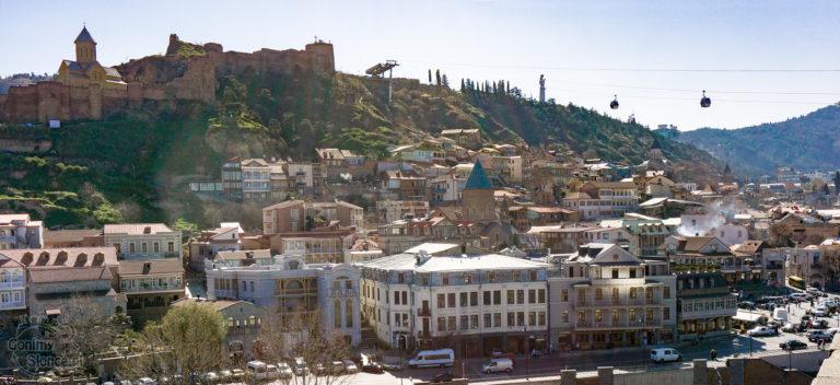 Gruzja | Tbilisi - przewodnik i poradnik turysty