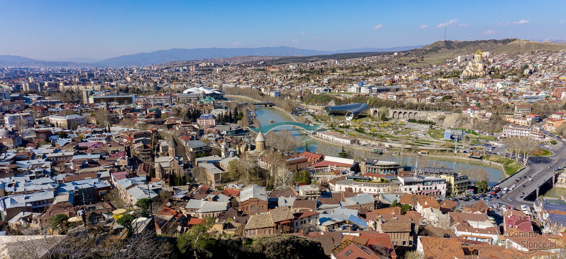 Tbilisi przewodnik - co warto zobaczyć w stolicy Gruzji