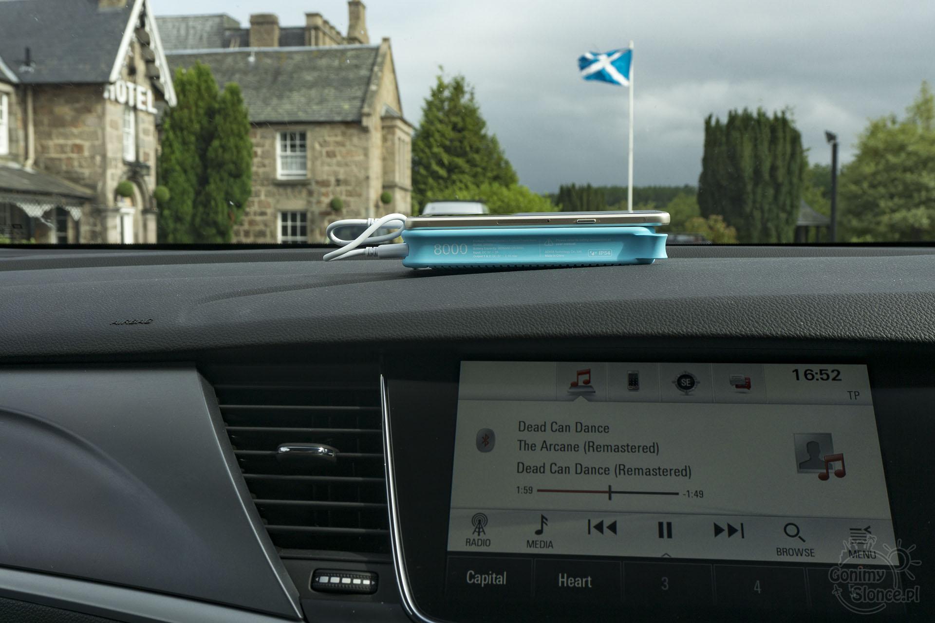 Muzyka na roadtrip, Szkocja