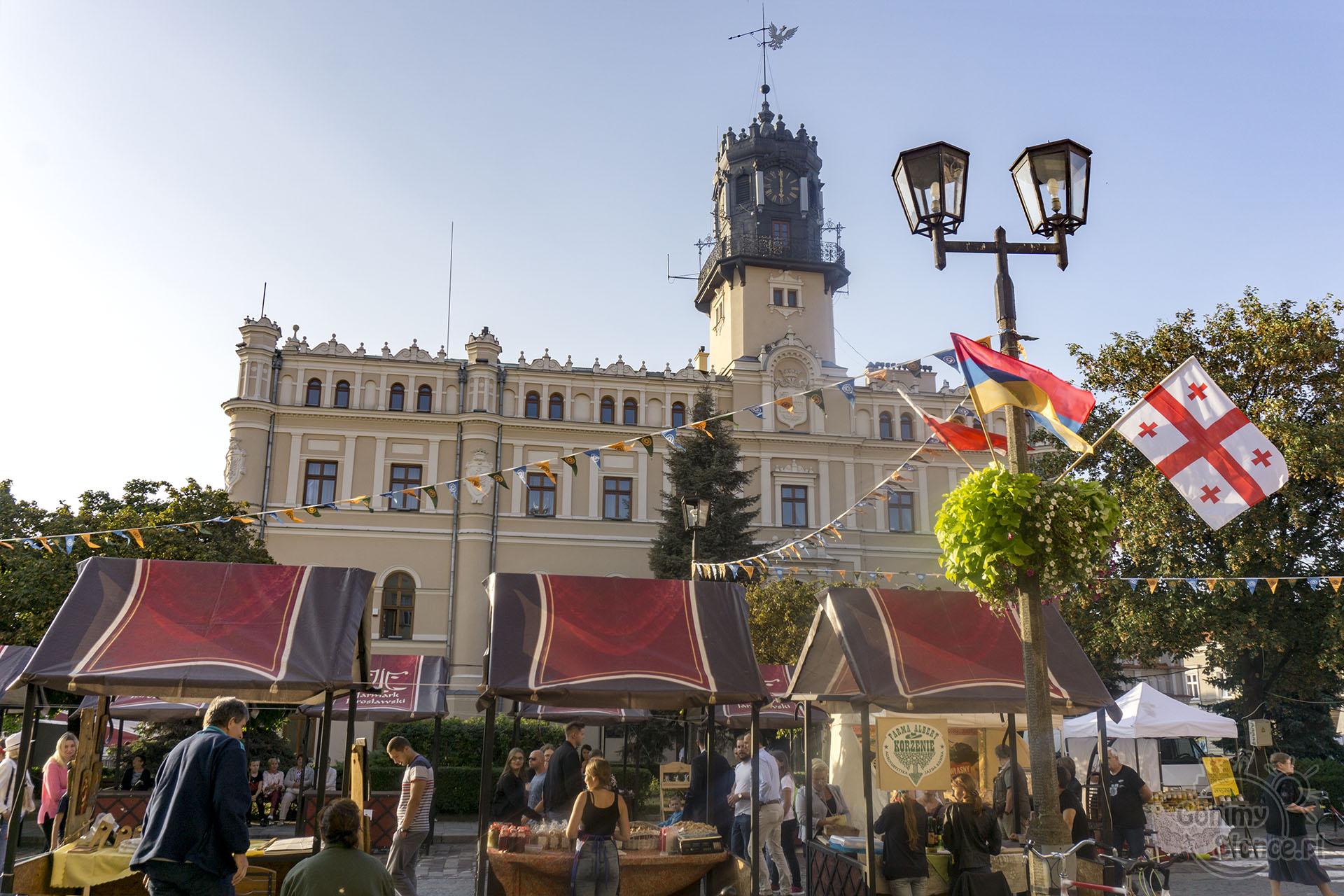 Jarmark Jarosławski, Ratusz w Jarosławiu