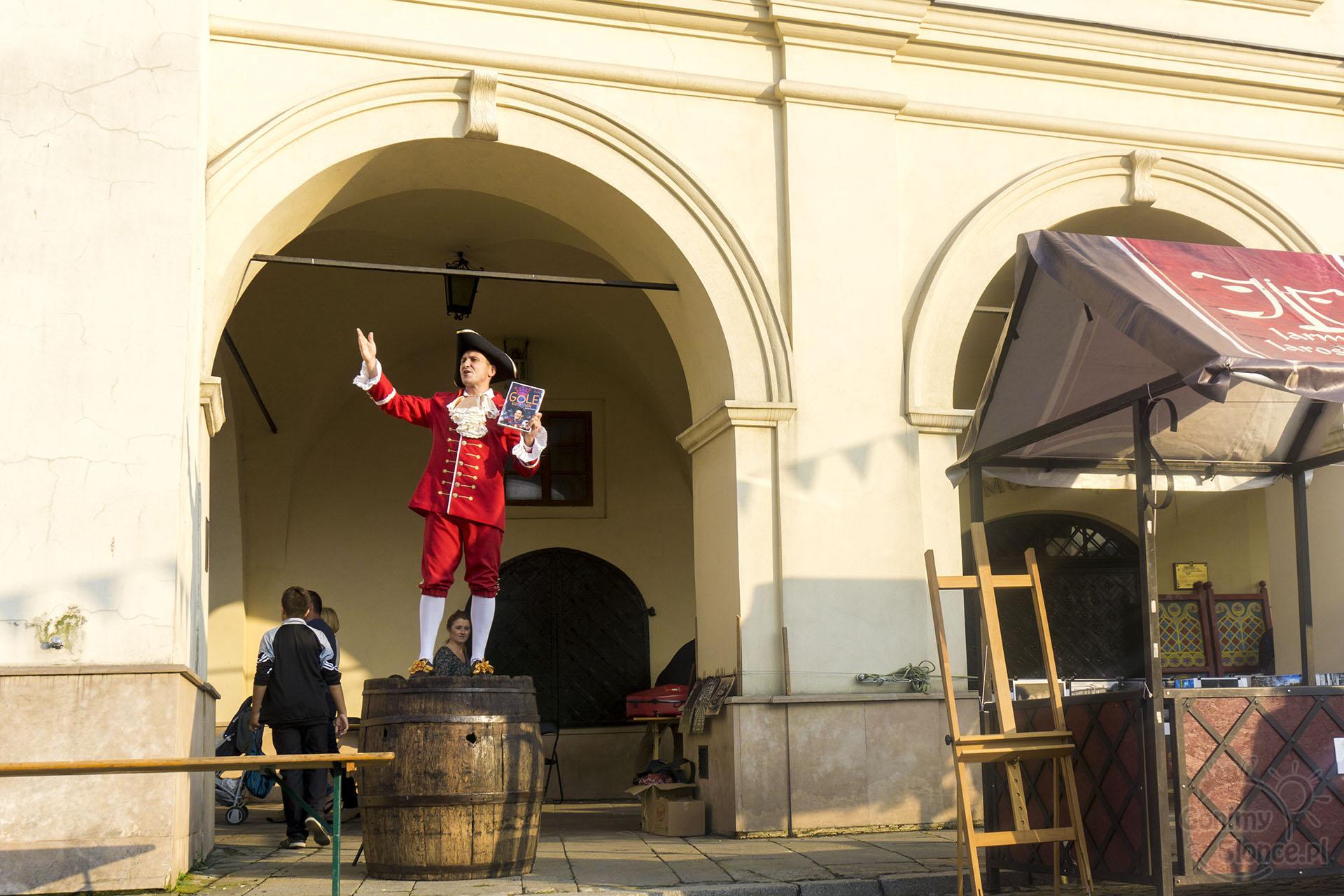 Jarmark Jarosławski | Handel teatr muzyka
