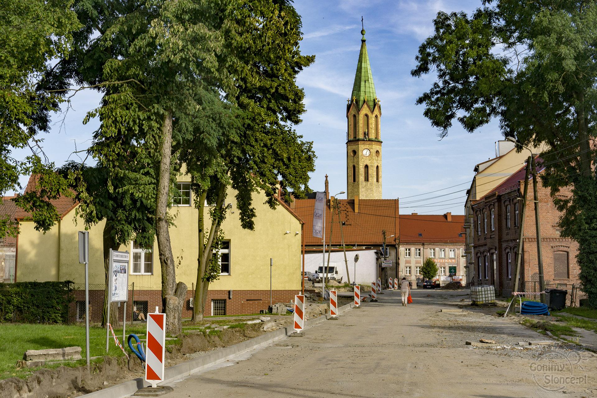 Nowy Staw, Żuławy