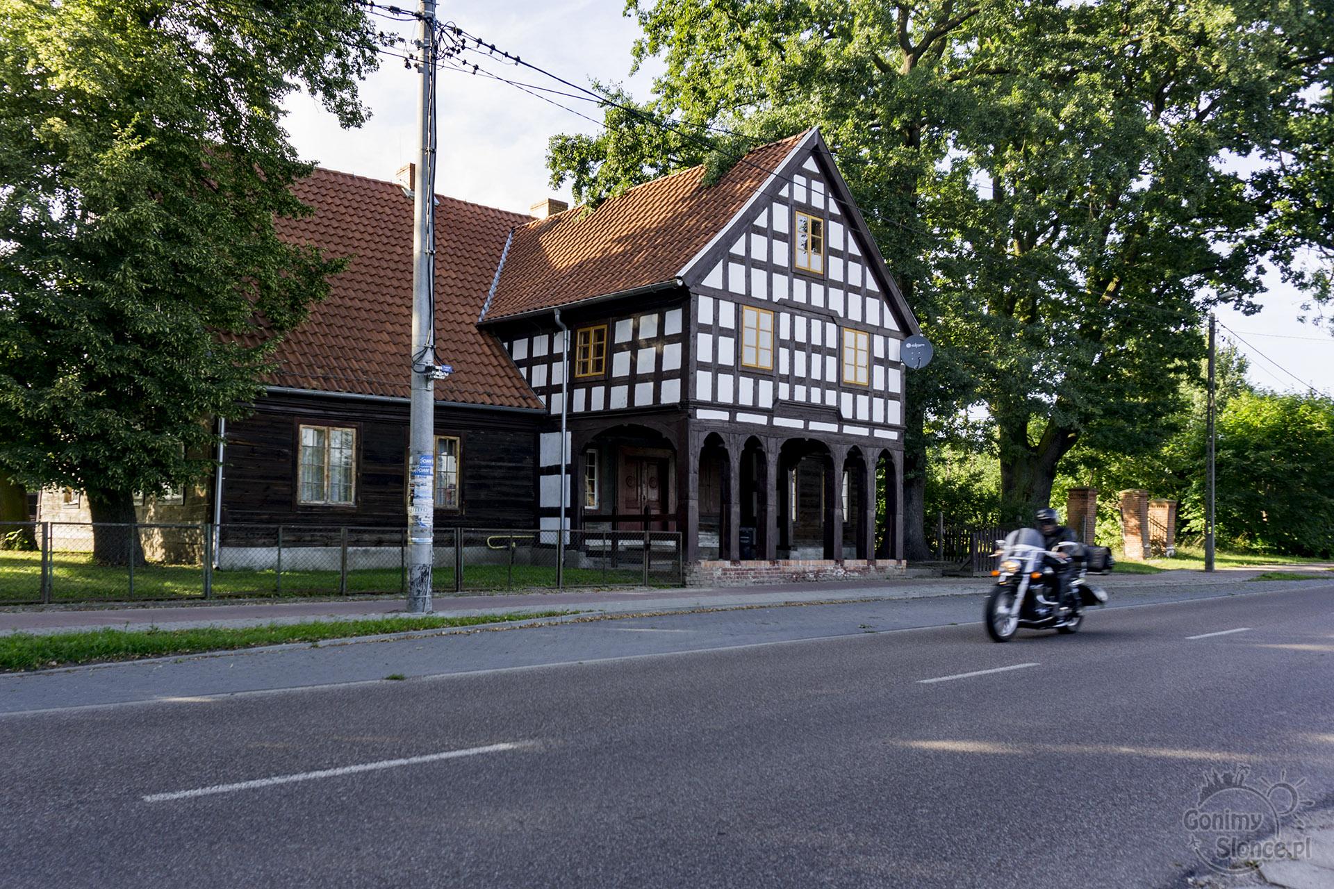 Dom Podcieniowy w Nowym Stawie, Żuławy