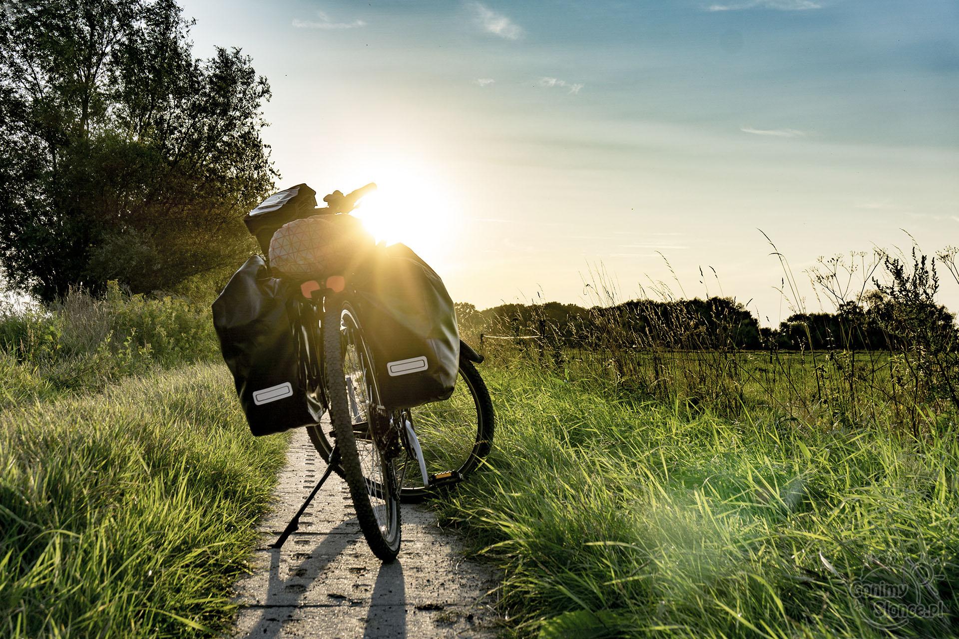 Wyprawa rowerowa po słońce i chwile dla siebie