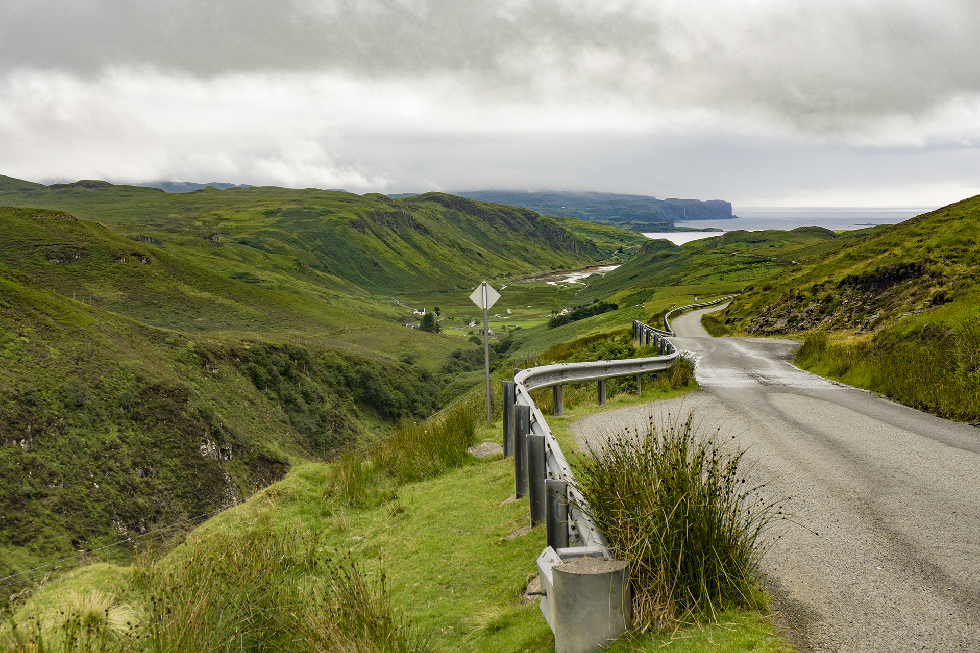 Szkocja, Skye, road trip Gonimy Slonce