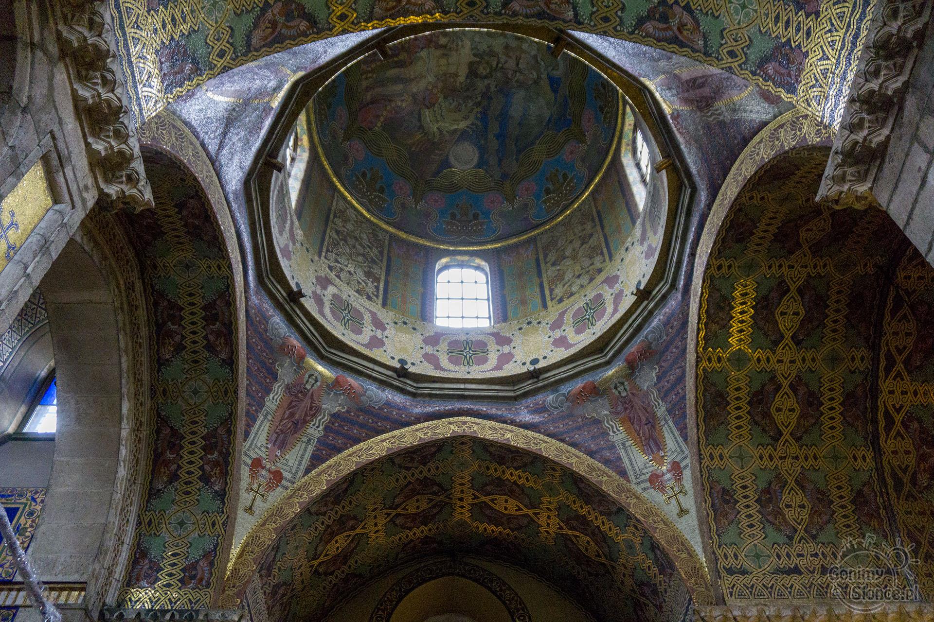 Katedra Ormiańska we Lwowie - wnętrze