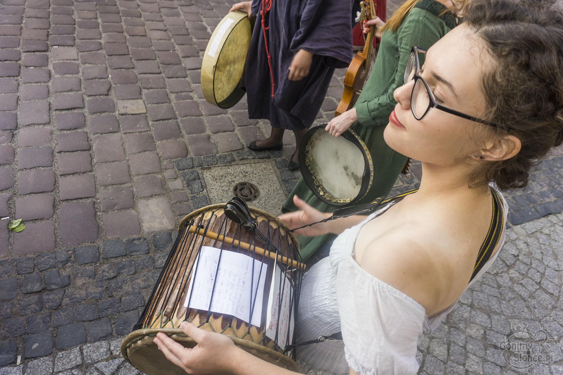 Muzyka i zabawa, czyli lato w Jarosławiu - Jarmark