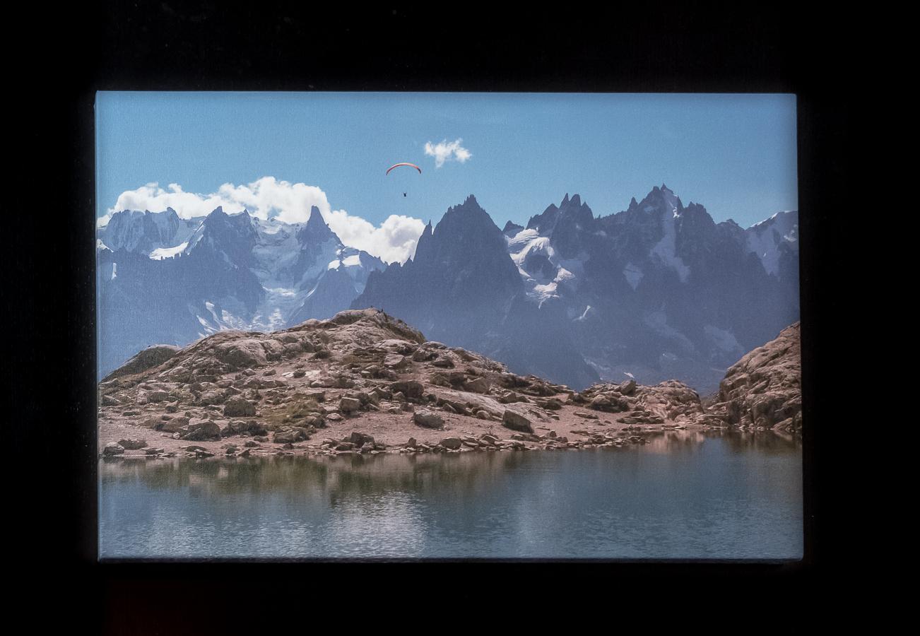 Podróżnicy dla WOŚP - Lac Blanc
