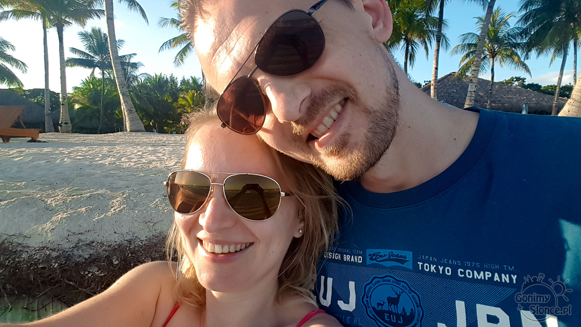 Gonimy słońce na Panglao - Filipiny! | Dumaluan Beach