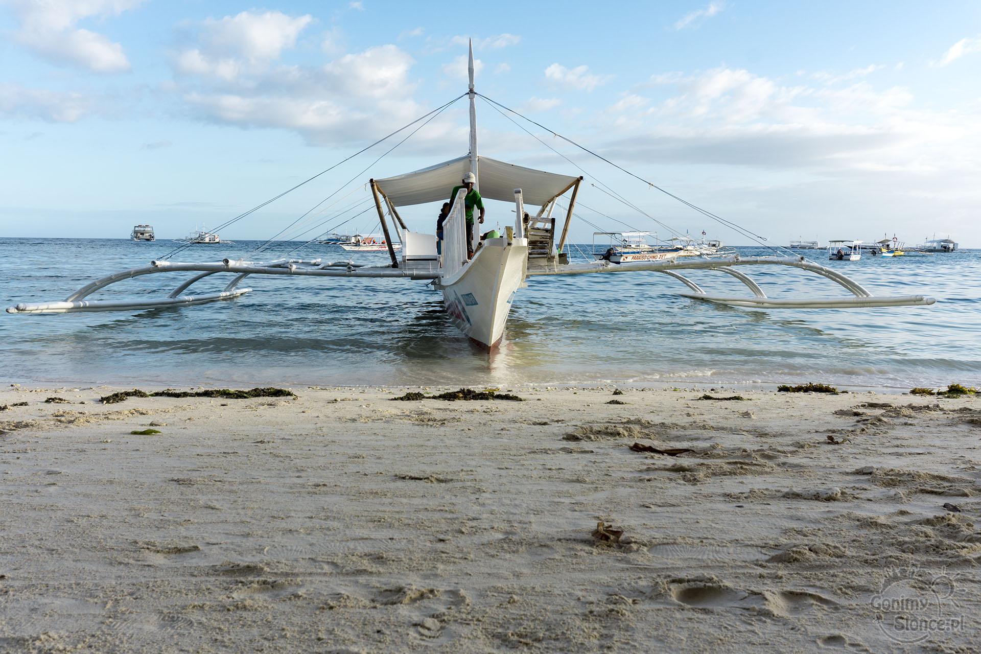 Banka, Alona Beach, Panglao, Filipiny - informacje praktyczne