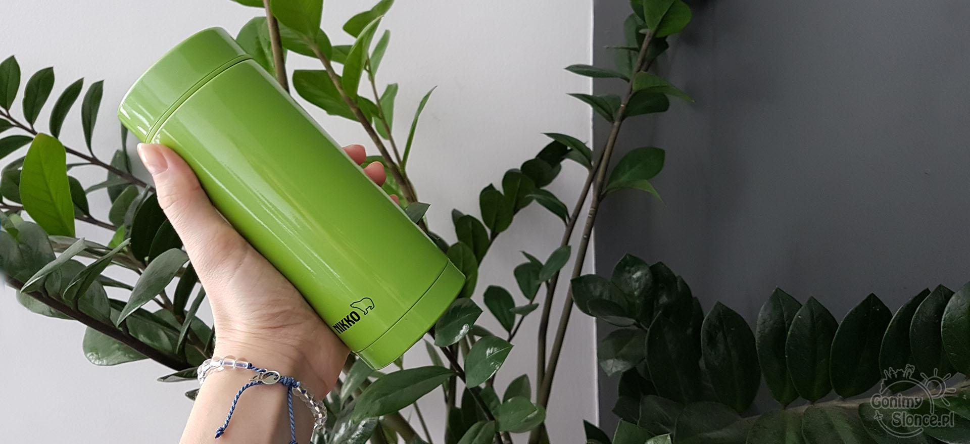 Eko w podróży - kubek uniwersalny na kawę na wynos i wodę
