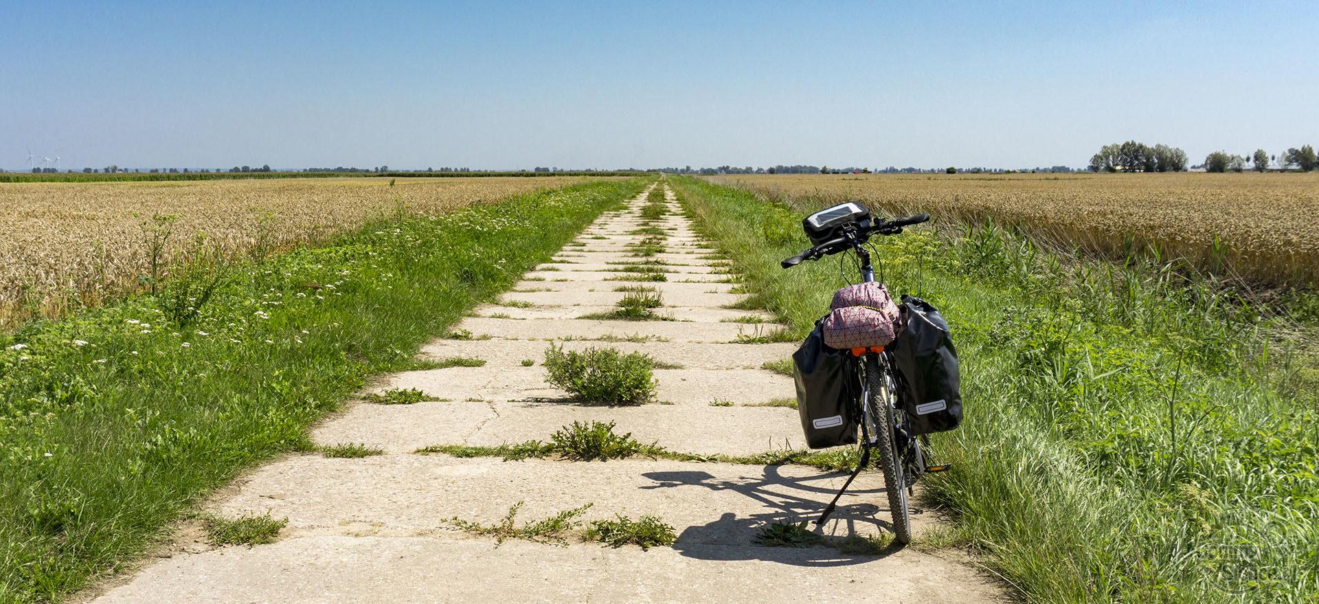 Wyprawy rowerowe z sakwami - kilkudniowe wycieczki rowerowe - poradnik rowerowy
