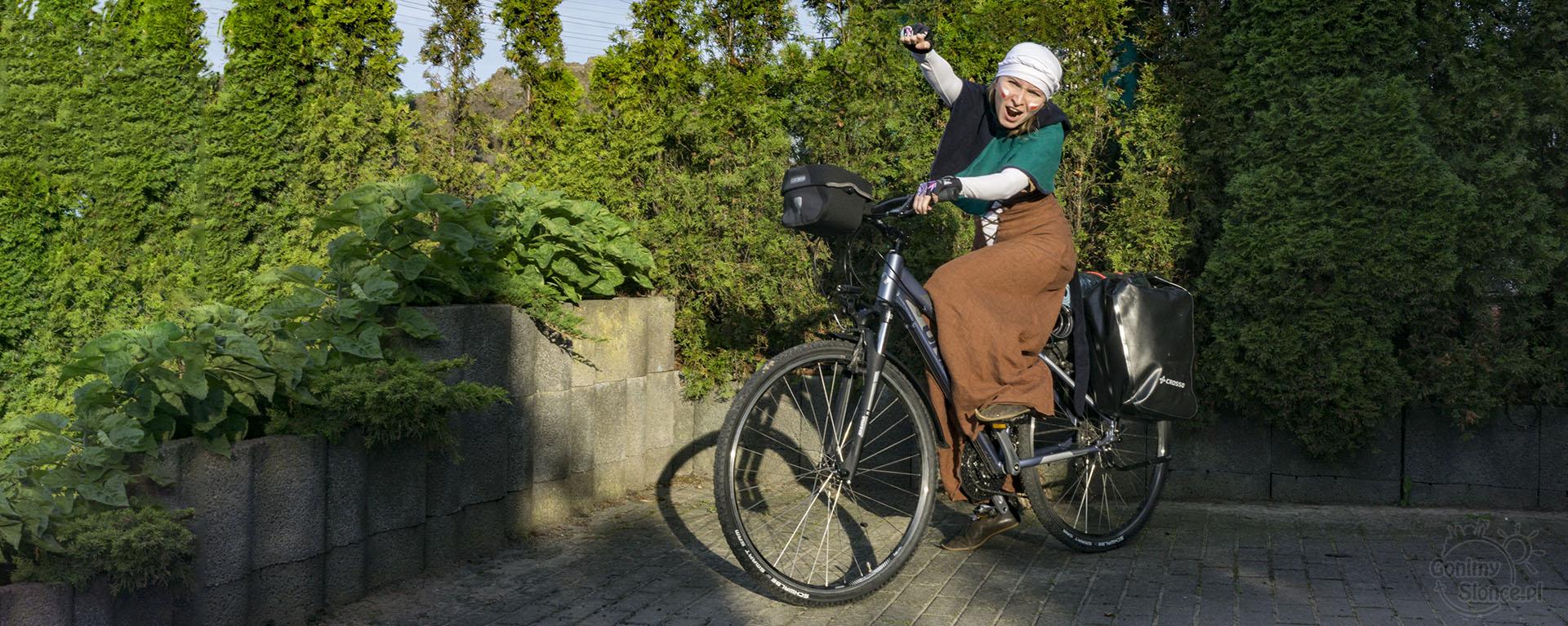 Wyprawy rowerowe też dla kobiet - go girl!