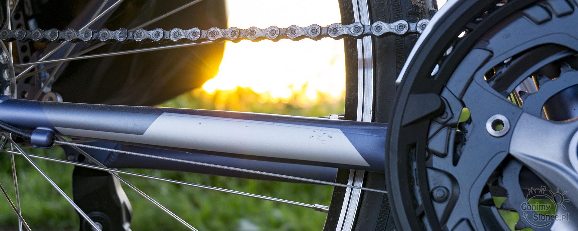 sprzęt na wyprawy rowerowe z sakwami i wycieczki rowerowe po Polsce