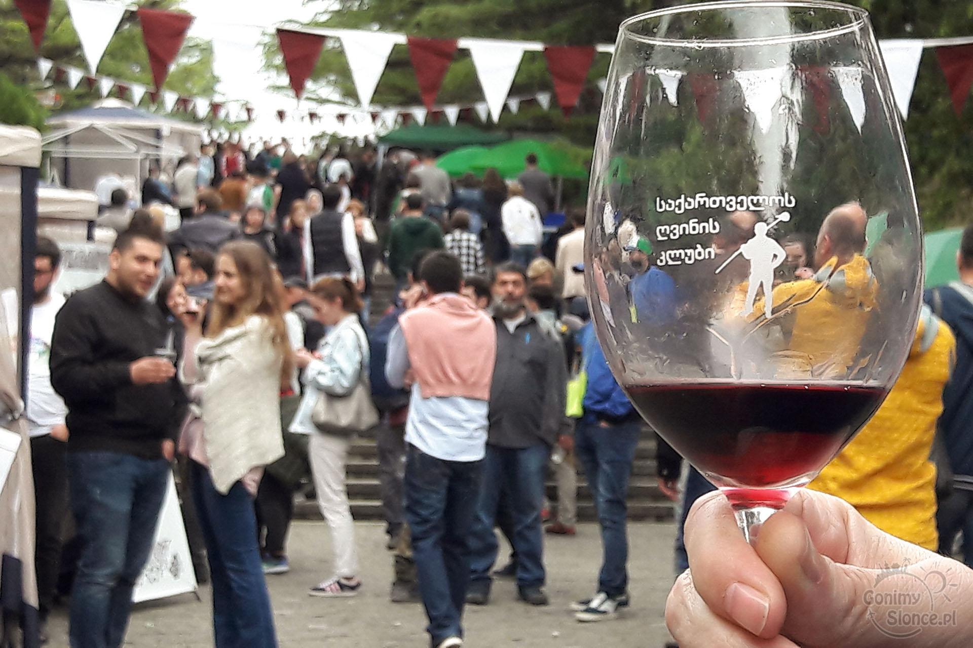 Festiwal Wina Gruzińskiego w Tbilisi - New Wine Festiwal