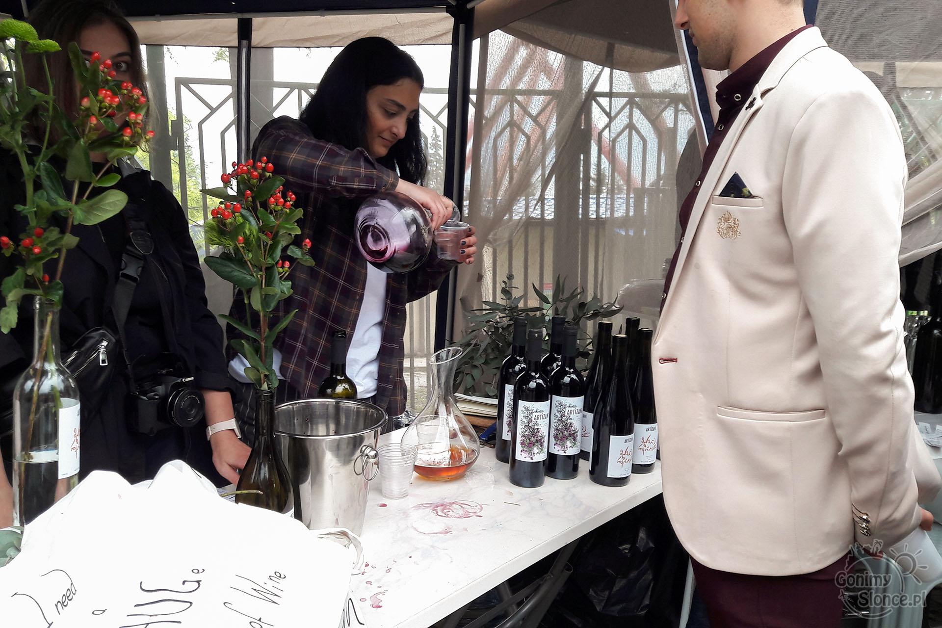 Festiwal wina w Gruzji | Tbilisi - Mtatsminda Park