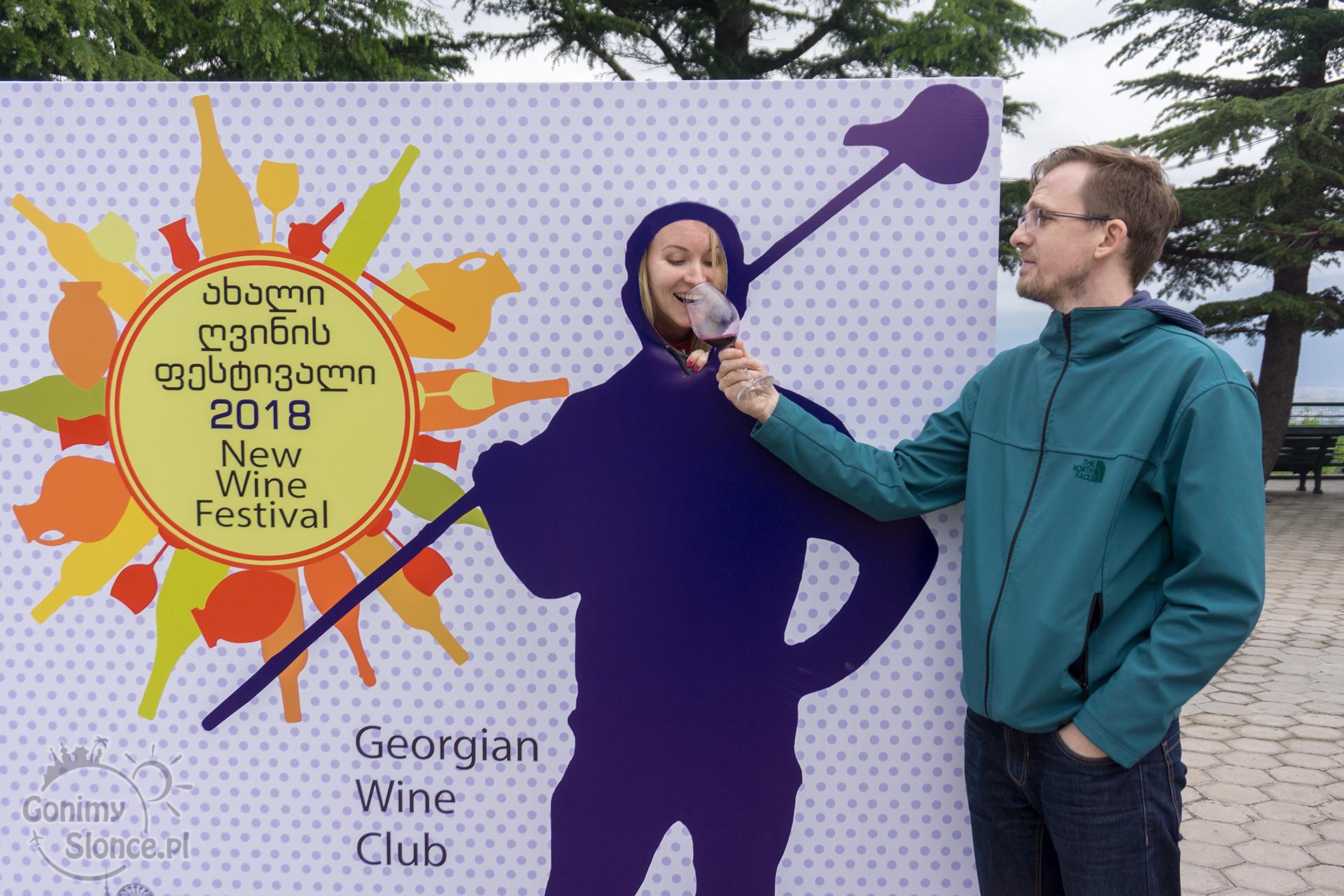 Festiwal Młodego Wina w Tbilisi 2018 - Gonimy Słońce w Gruzji!