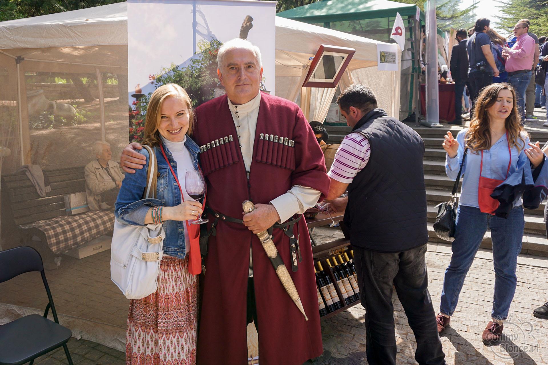 Festiwal Wina Młodego i nie tylko do degustacji w Gruzji