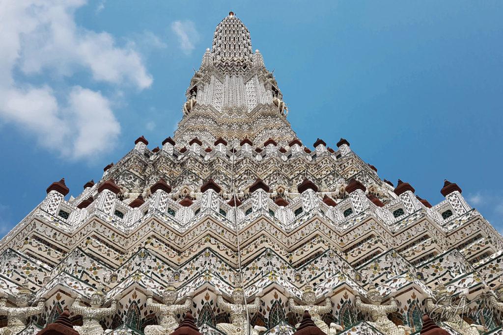 Wat Arun - najpiękniejsza świątynia Bangkoku
