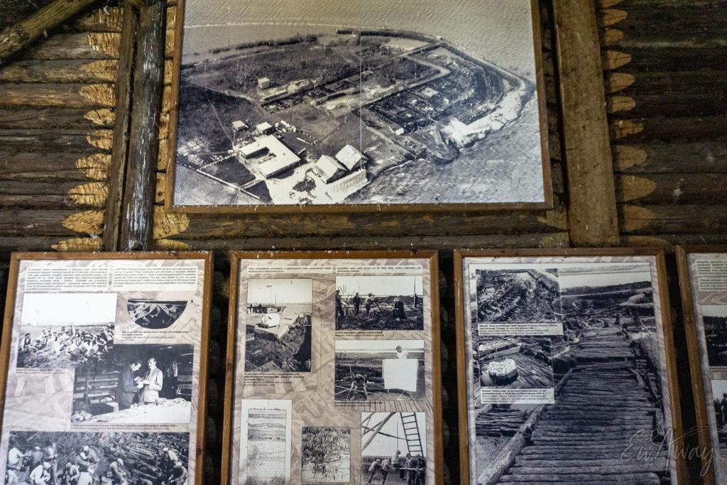 Biskupin - wykopaliska - dokumentacja fotograficzna