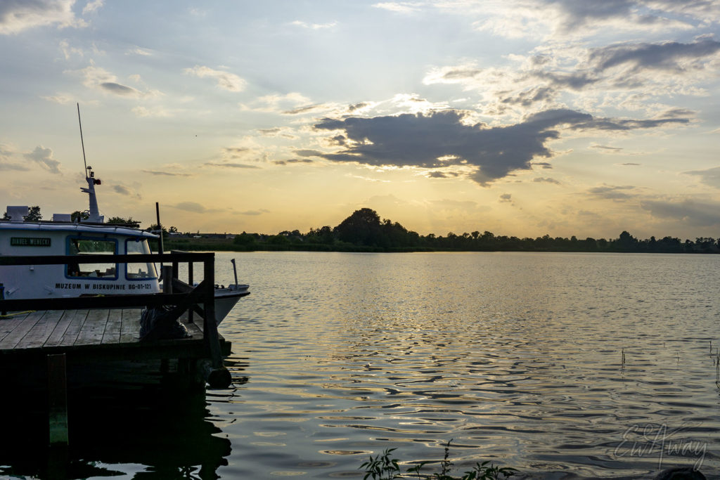 Jezioro Biskupińskie i Diabeł Wenecki