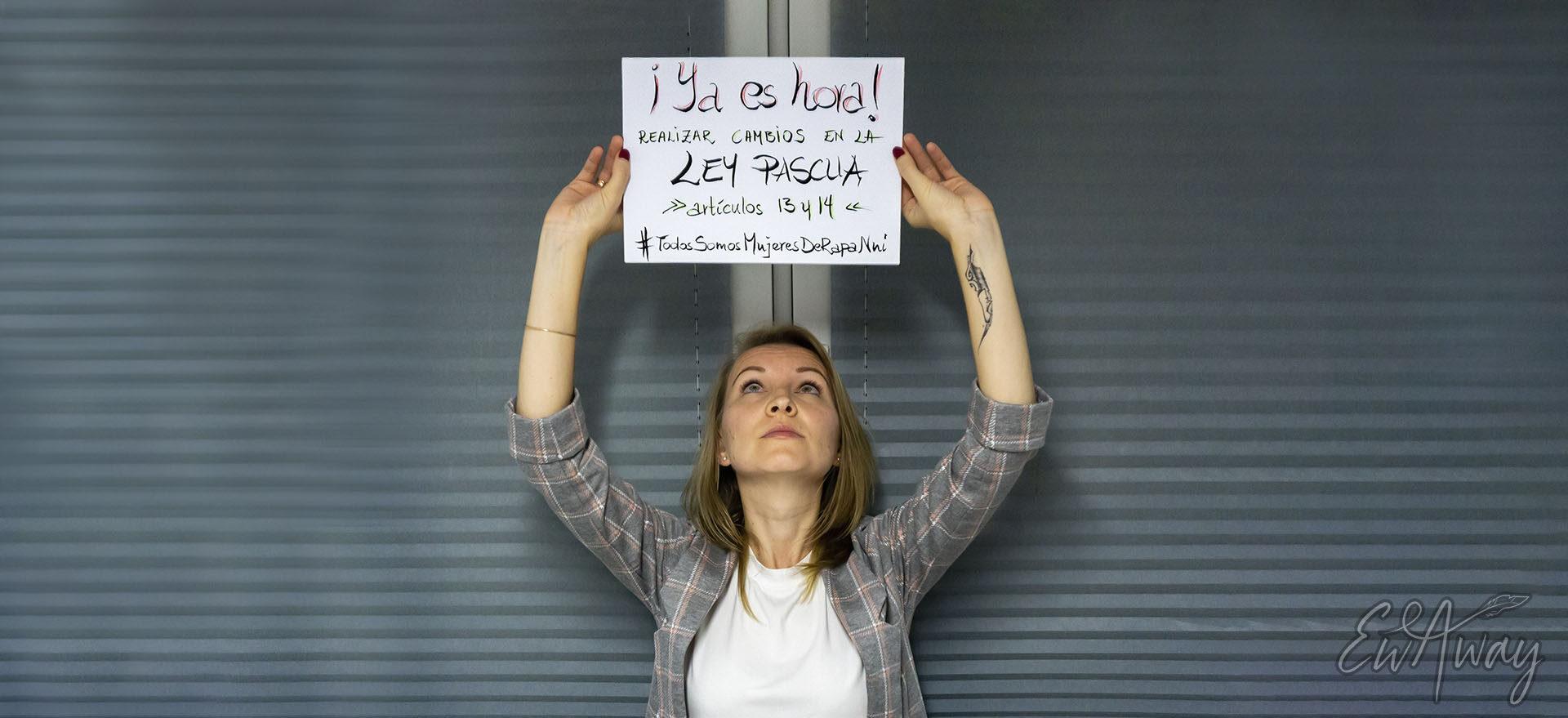 Prawa kobiet i dzieci, gwałt na świecie, złe prawo