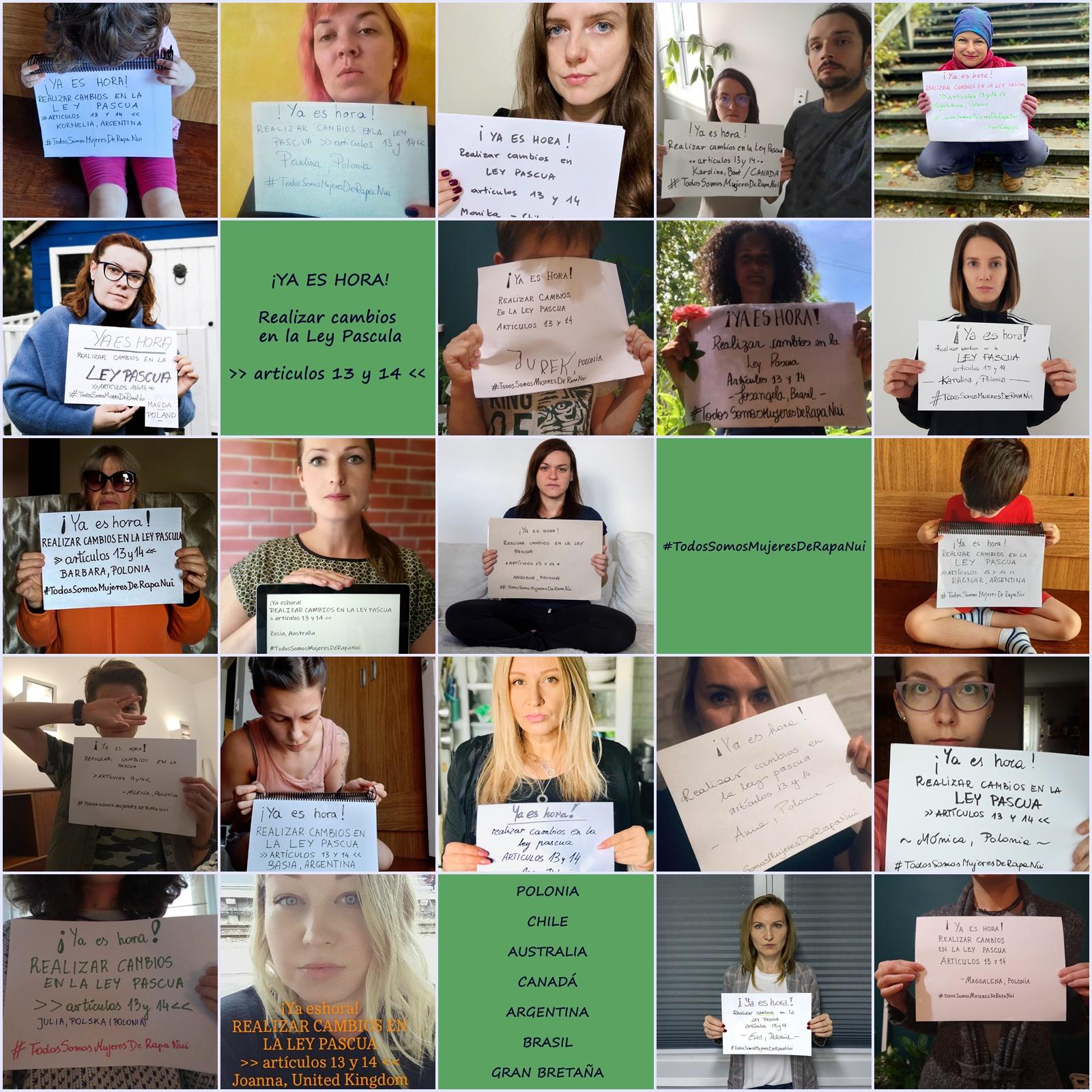 Akcja przeciw przemocy seksualnej