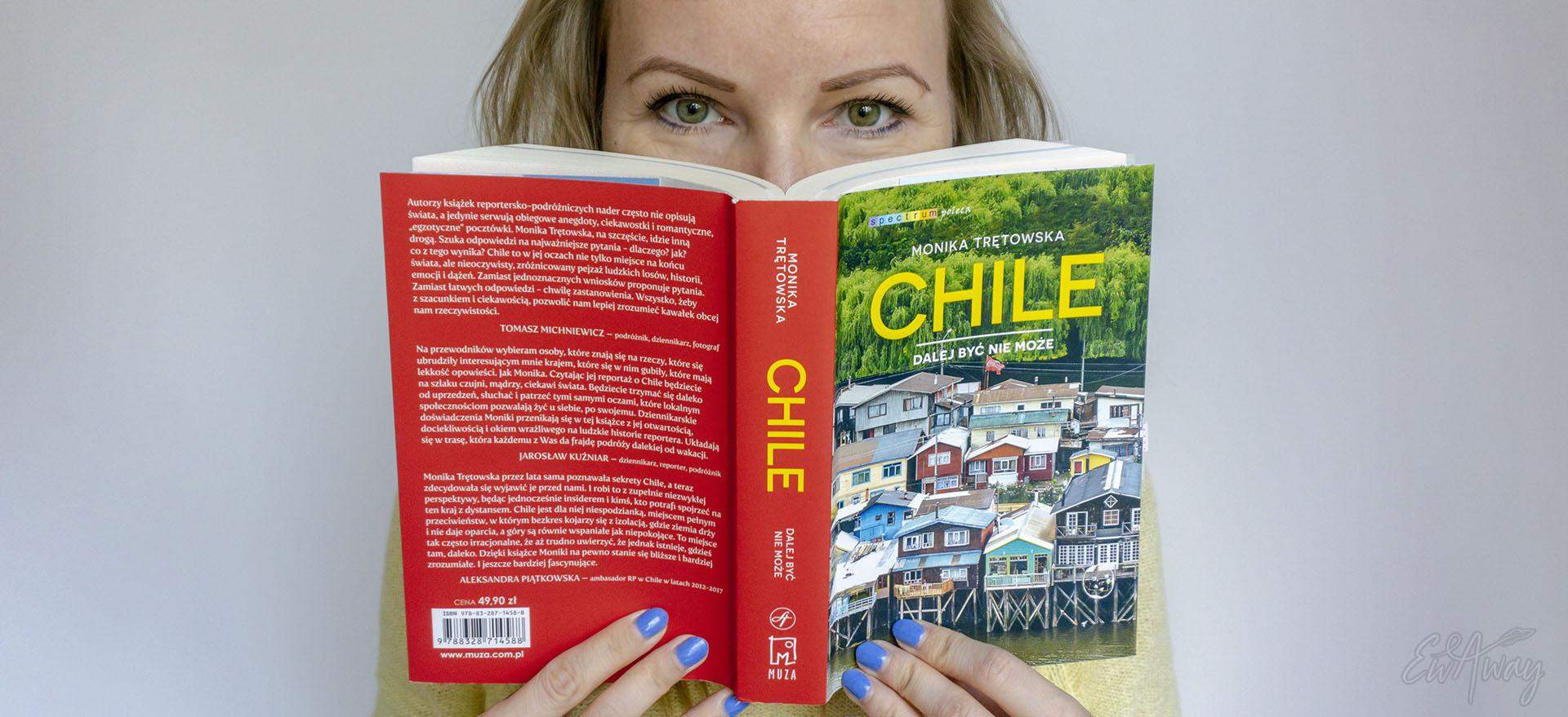 Książka o Chile. Dalej być nie może